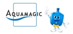 アクアマジックのロゴ